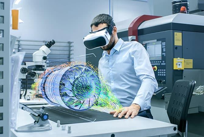 3D-Modelle Optimiert für Ihre Anwendungen und Einsatzbereiche