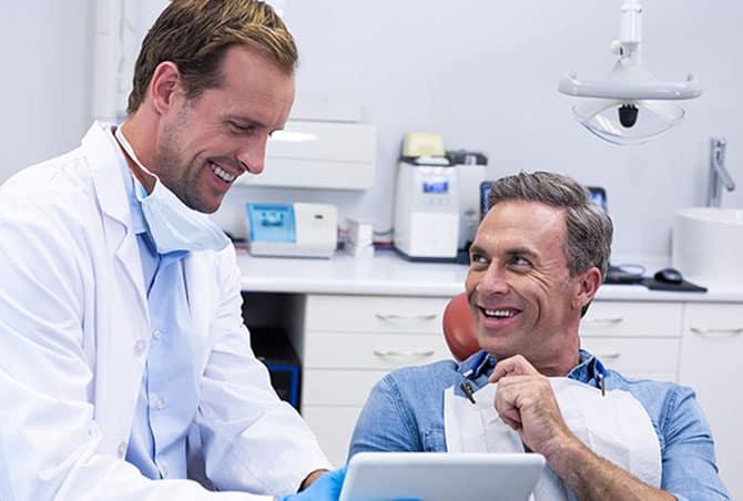 Optimale Ergebnisse für zufriedene Patienten