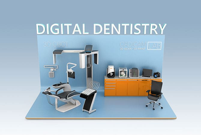 Efficient production of dental splints
